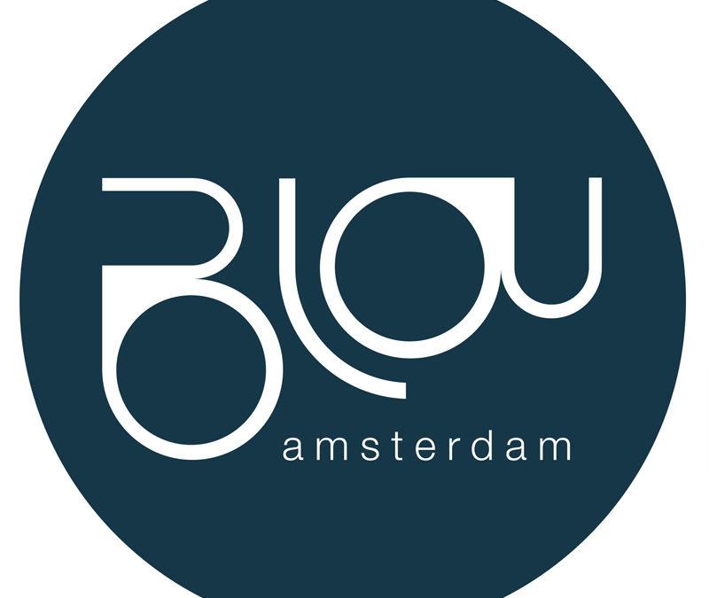 voorjaar 2020, solo-expositie ELEMENTEN in sieraden winkel BlOU Amsterdam