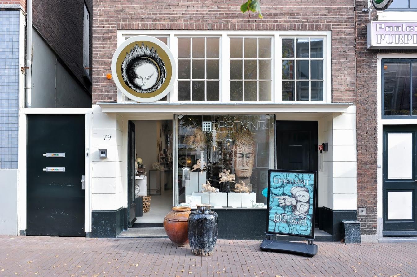 2018: Zee, Studio Kunst & Beeld, Kunstlijn, DPRTMNT Haarlem